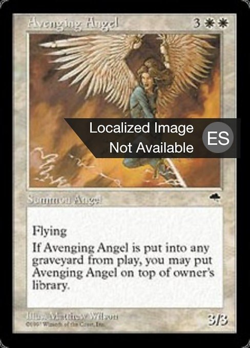 Avenging Angel (TMP)