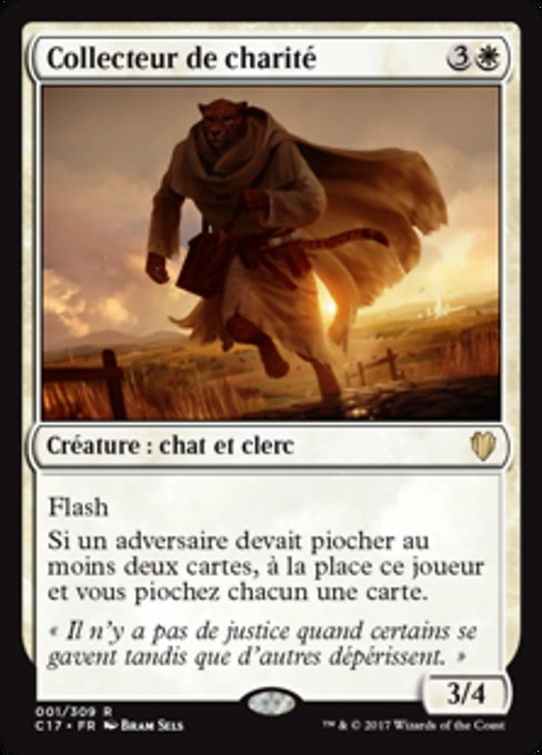 Alms Collector (C17)