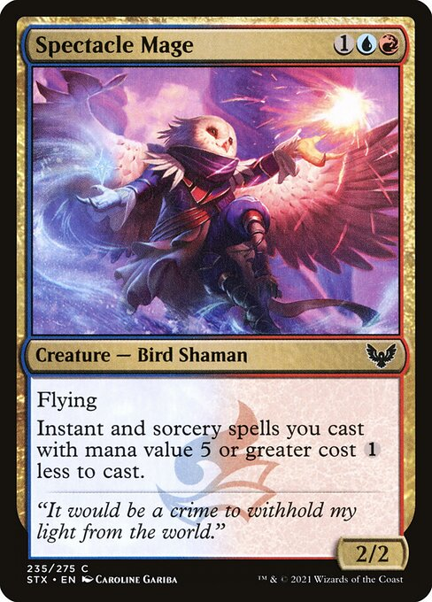 Spectacle Mage (STX)