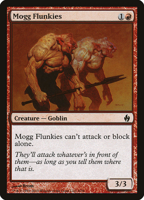Mogg Flunkies (PD2)