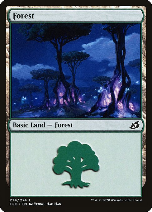 Forest (IKO)