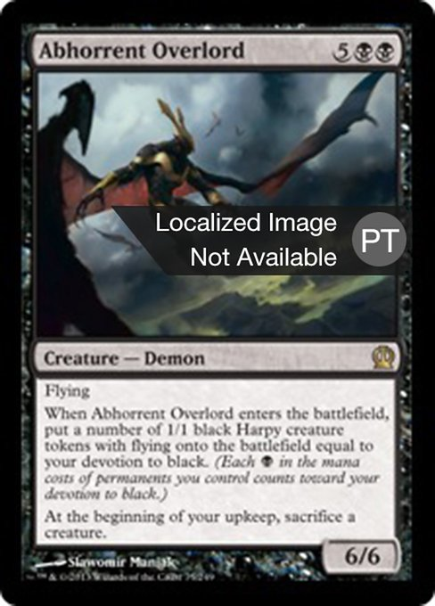 Abhorrent Overlord (THS)