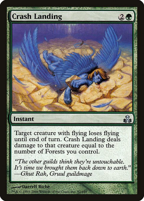Crash Landing (GPT)