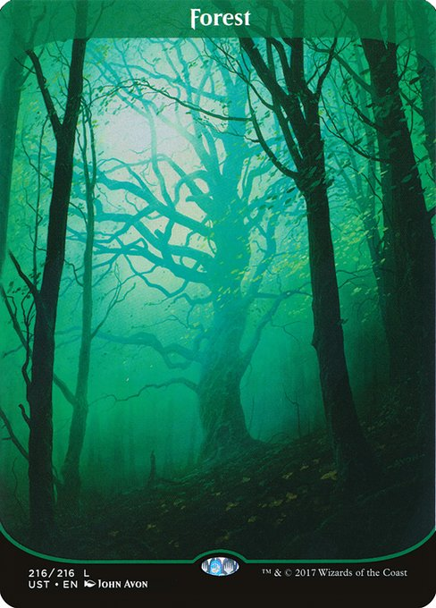 Forest (UST)