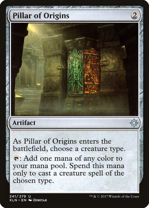 Pillar of Origins (XLN)