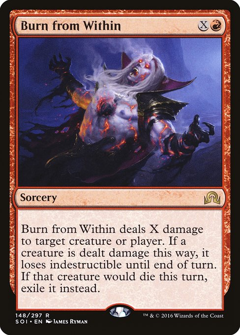 Burn from Within (SOI)