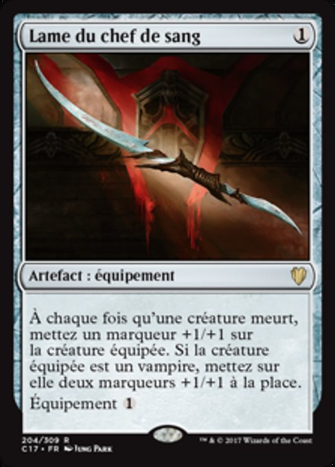 Blade of the Bloodchief (C17)