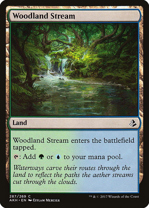 Woodland Stream (AKH)