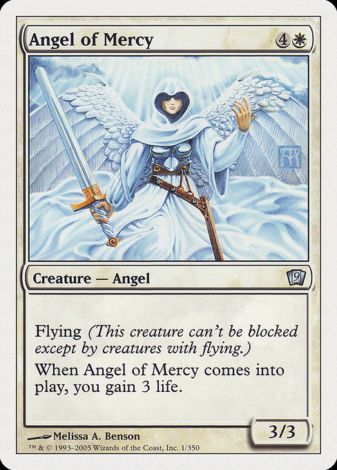 Angel of Mercy (9ED)