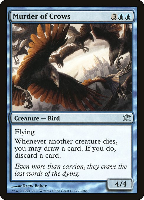 Murder of Crows (ISD)