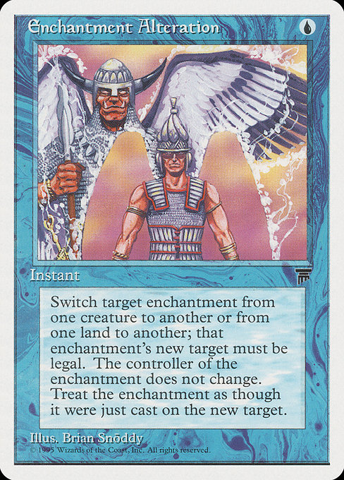 Enchantment Alteration (CHR)