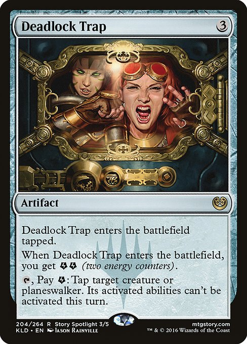 Deadlock Trap (KLD)