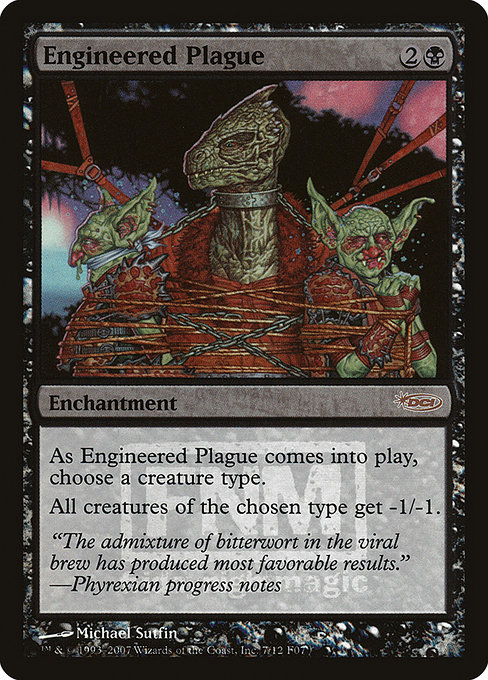Engineered Plague (F07)
