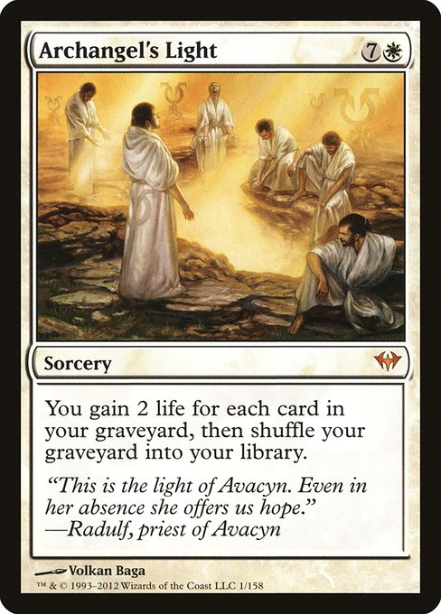 Archangel's Light (DKA)