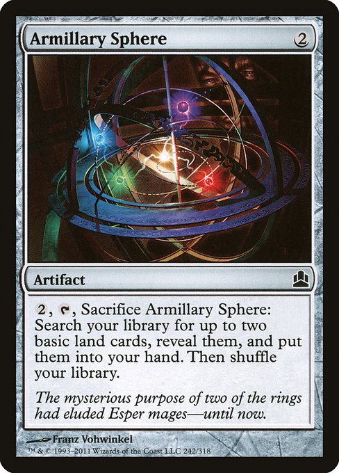 Armillary Sphere (CMD)