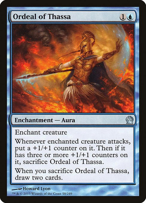 Ordeal of Thassa (THS)