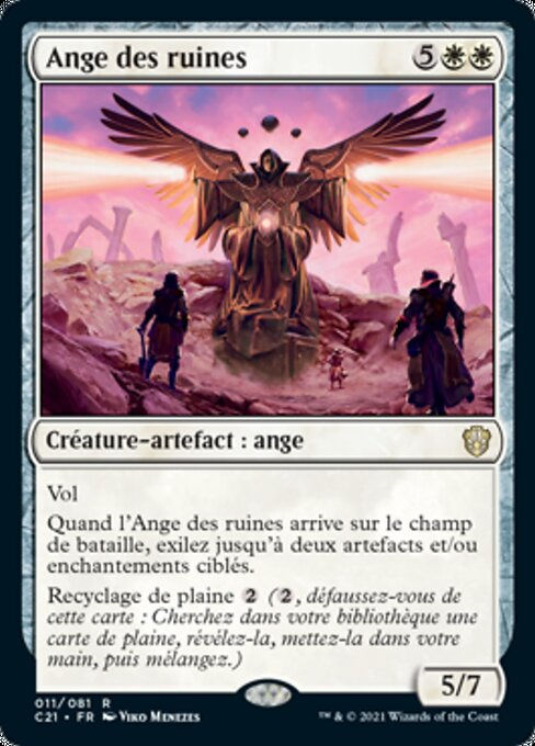 Angel of the Ruins (C21)
