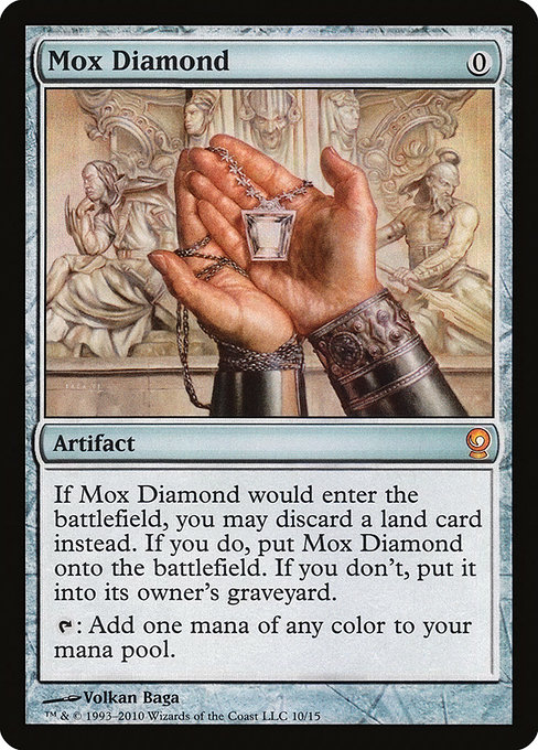 Mox Diamond - From the Vault: Relics