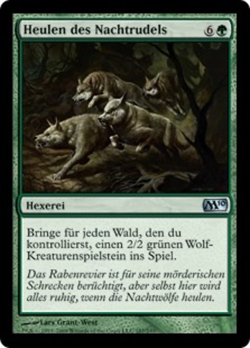 Howl of the Night Pack (M10)