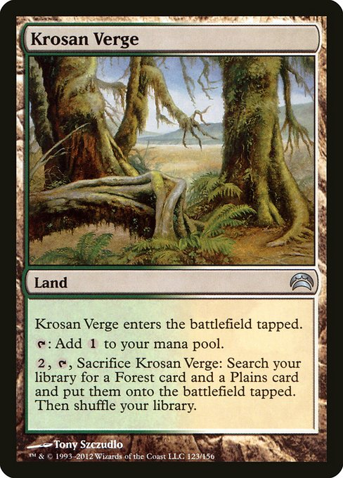 Krosan Verge (PC2)