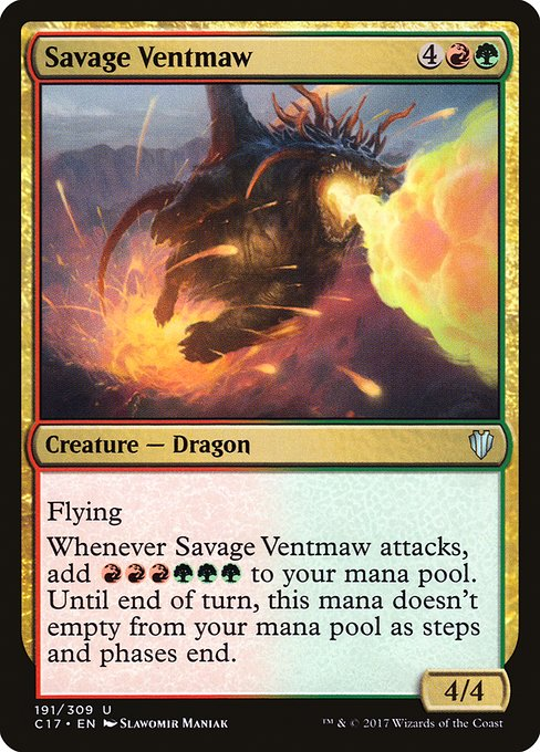 Savage Ventmaw (C17)