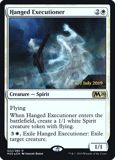 Hanged Executioner (PM20)