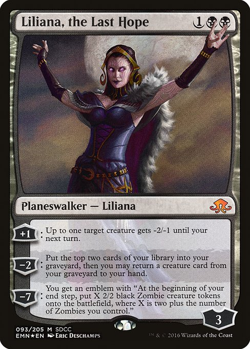 Liliana, the Last Hope (PS16)