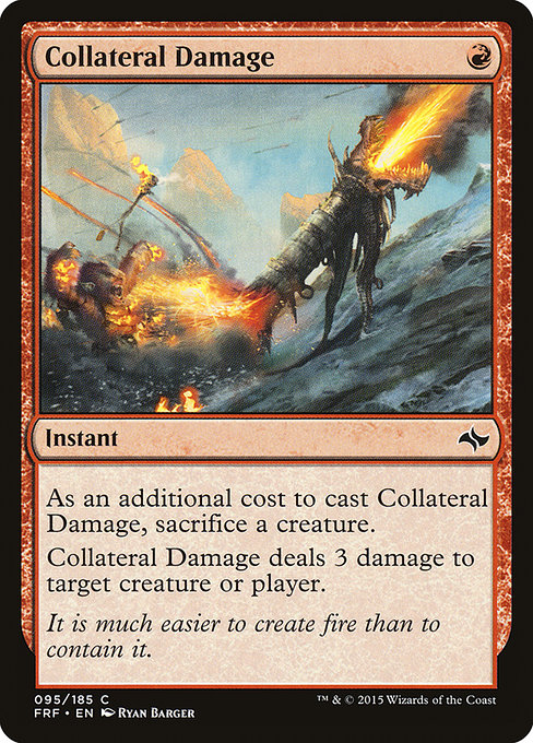 Collateral Damage (FRF)