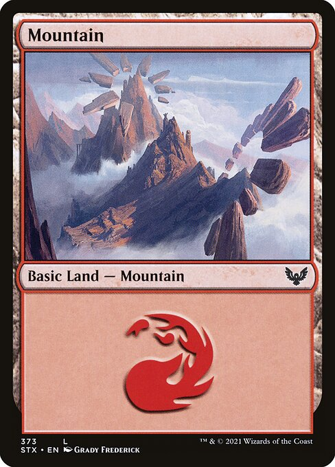 Mountain (STX)