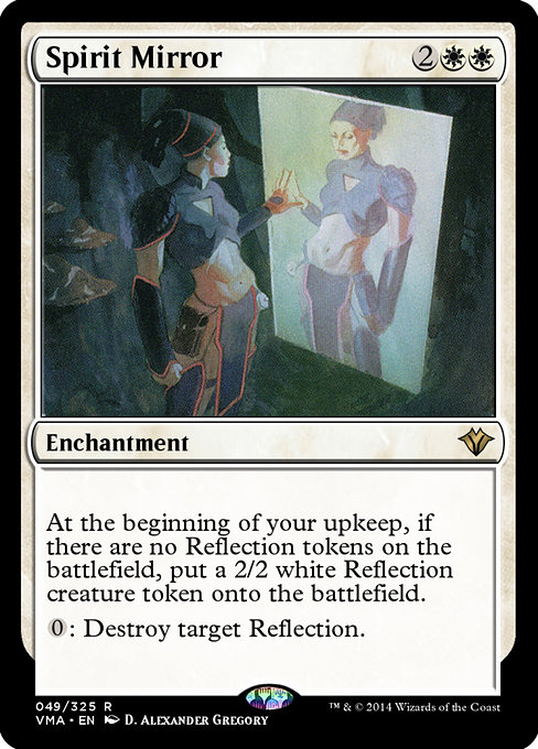 Spirit Mirror (VMA)