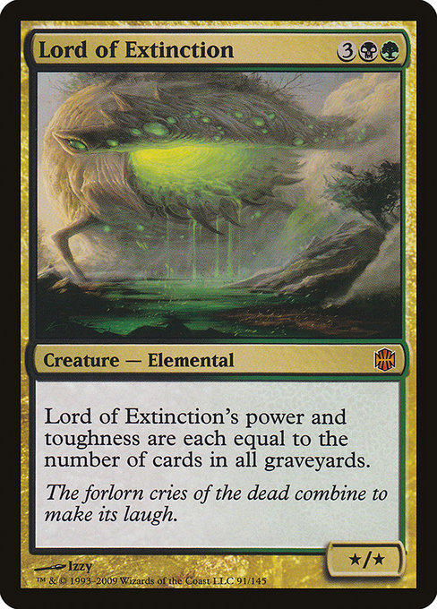 Lord of Extinction (ARB)