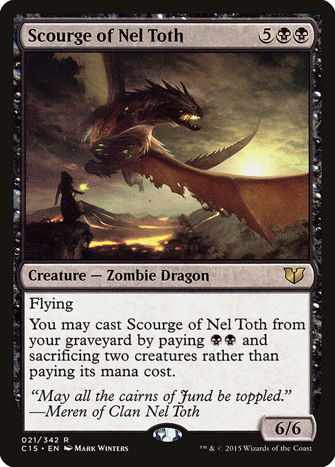 Scourge of Nel Toth (C15)