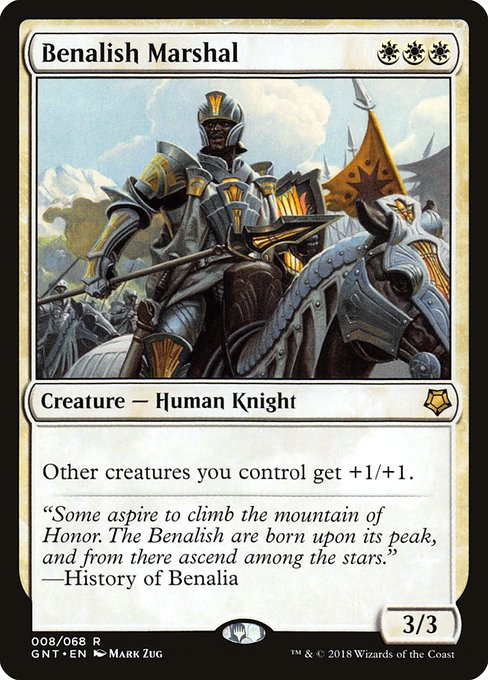 Benalish Marshal (GNT)