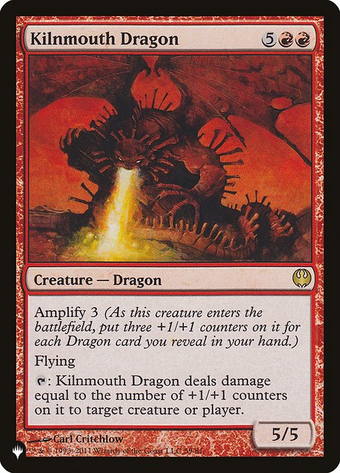 Kilnmouth Dragon (PLIST)