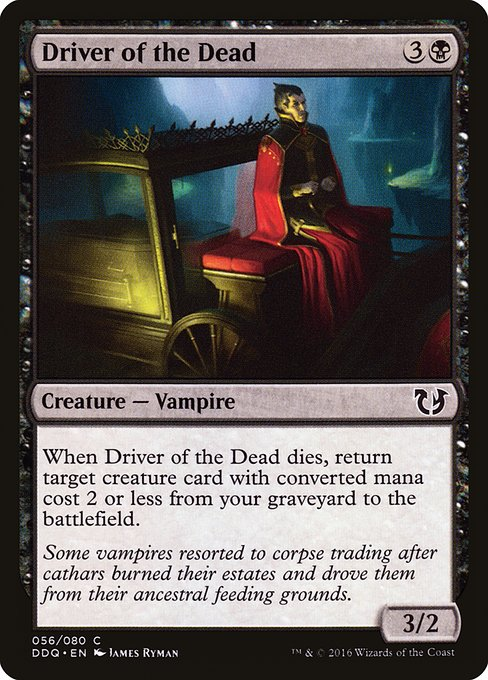 Driver of the Dead (DDQ)