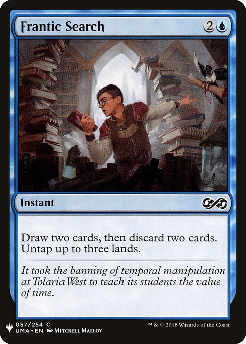Frantic Search (MB1)