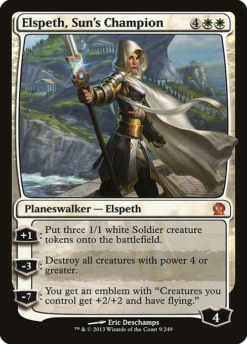 Elspeth, Sun's Champion (THS)