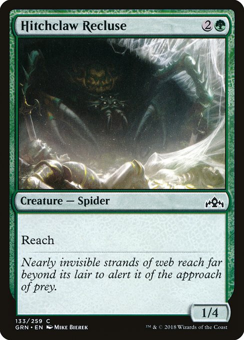 Hitchclaw Recluse (GRN)