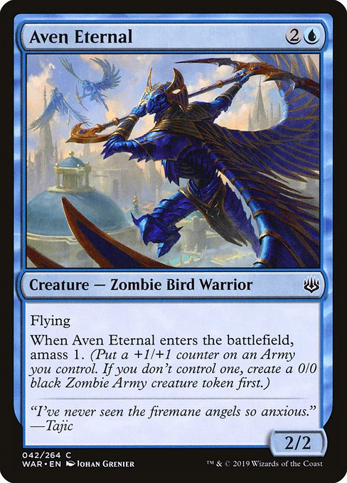 Aven Eternal (WAR)