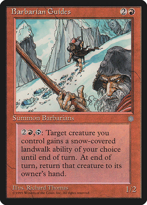 Barbarian Guides (ICE)