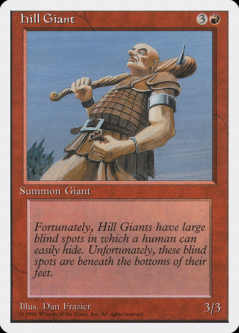 Hill Giant (ITP)