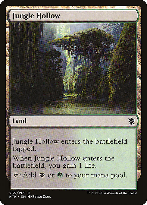 Jungle Hollow (KTK)