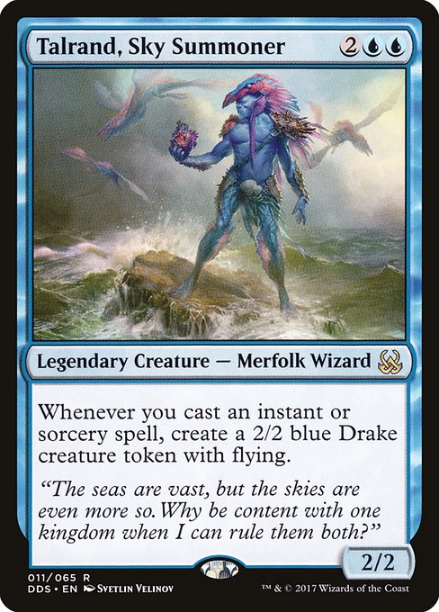 Talrand, Sky Summoner (DDS)