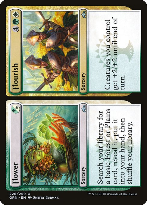 Flower // Flourish (GRN)