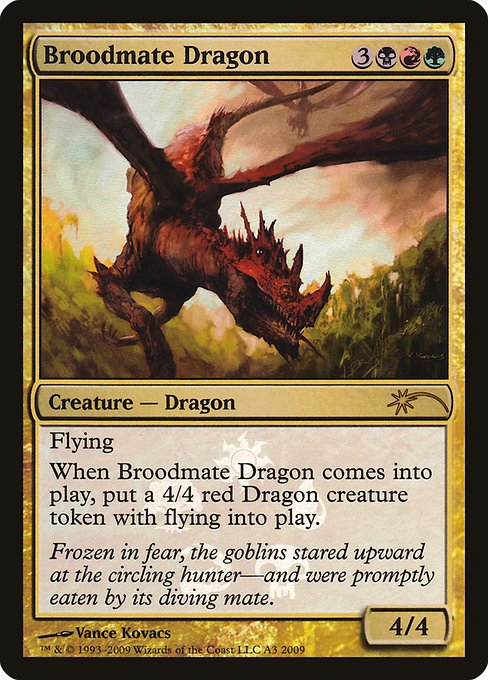 Broodmate Dragon (PRES)