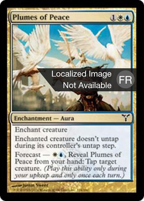 Plumes of Peace (DIS)