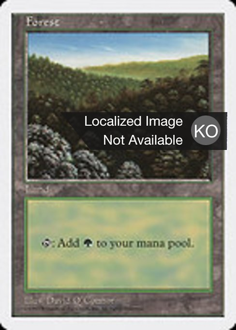 Forest (5ED)