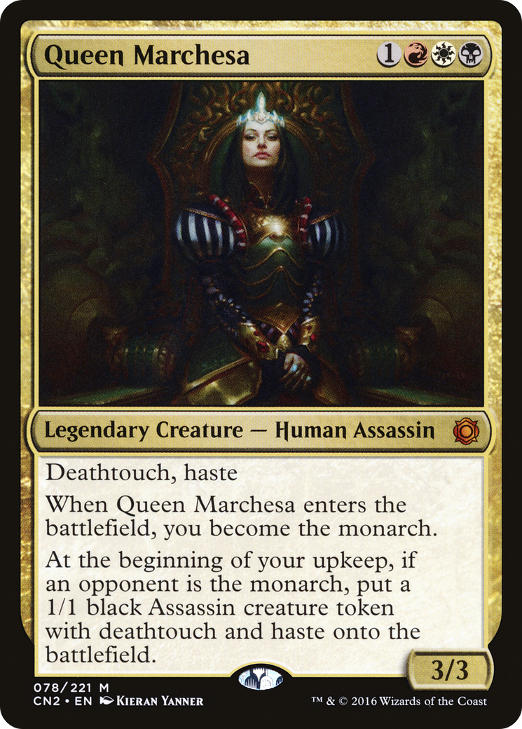 Queen Marchesa (Conspiracy: Take the Crown)