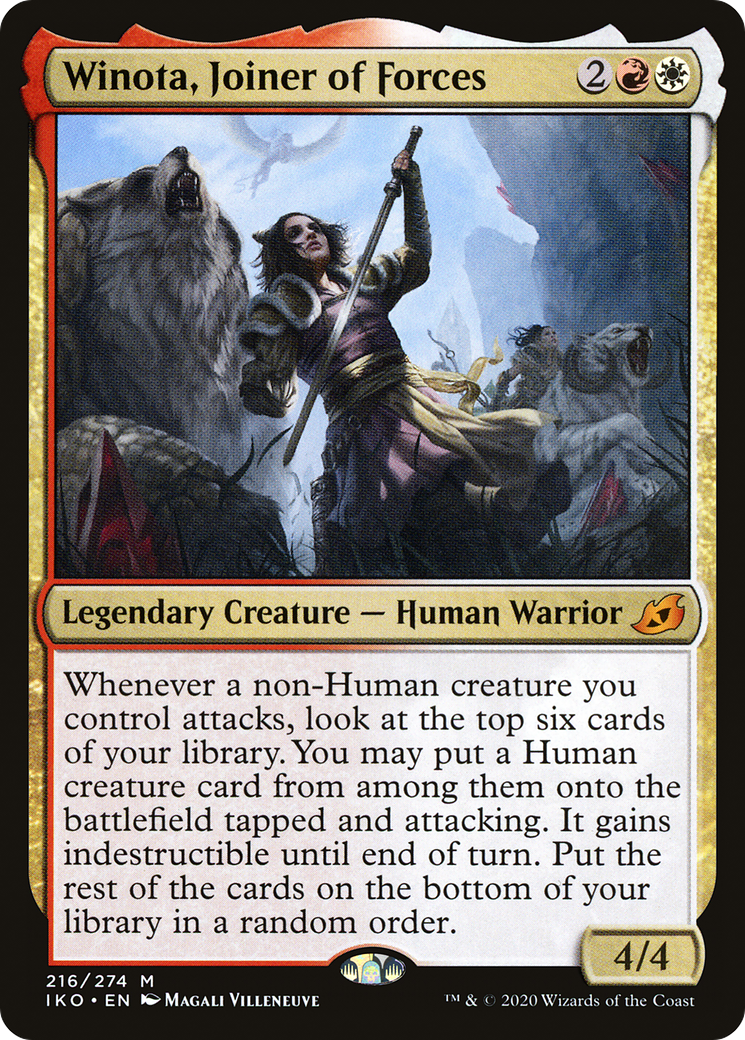 Winota,JoinerofForces