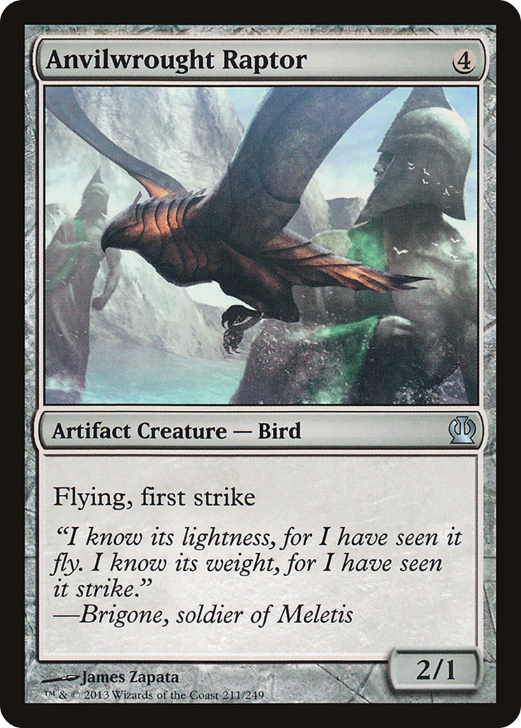 Anvilwrought Raptor (Theros)